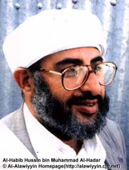al-Habib Hussin Muhammad al-Hadar